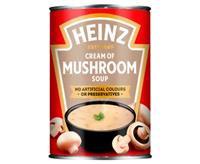 Heinz Mushroom Soup for One