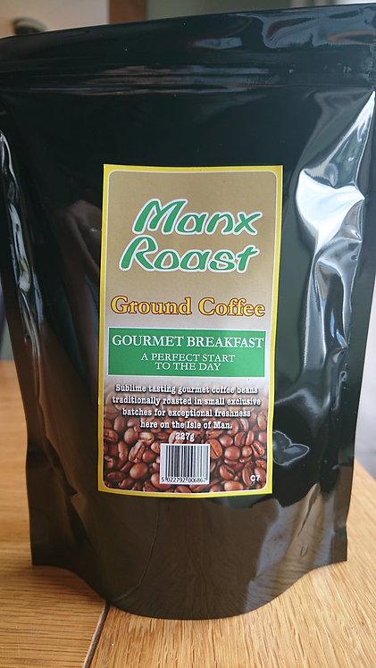 Manx Roast Breakfast Ground Coffee