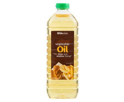 Vegetable Oil 1ltr