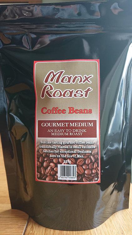 Manx Roast Medium Coffee Beans