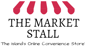 The Market Stall Logo with Tagline cropp