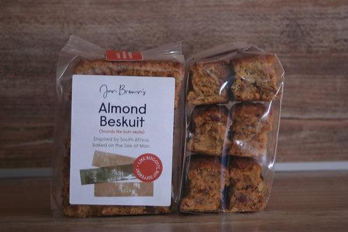 Jan Brown's Almond Beskuit