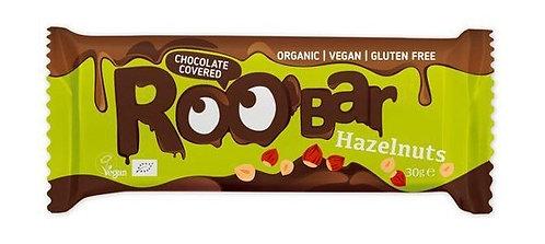 RooBar Chocolate Covered Hazelnut Bar