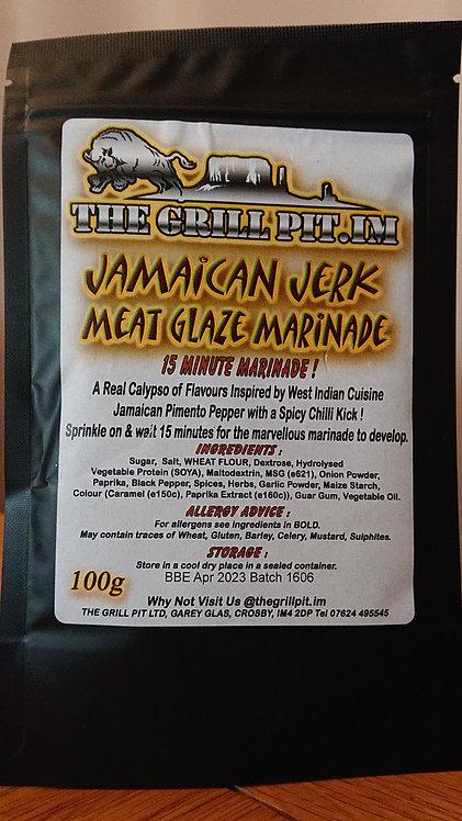 Jamaican Jerk Meat Glaze Marinade