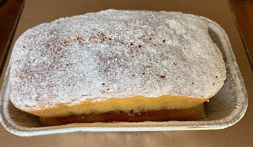 Foss Bake Away Victoria Sponge Mini Loaf Cake