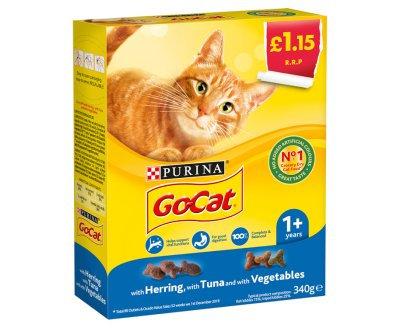 GoCat Herring & Tuna