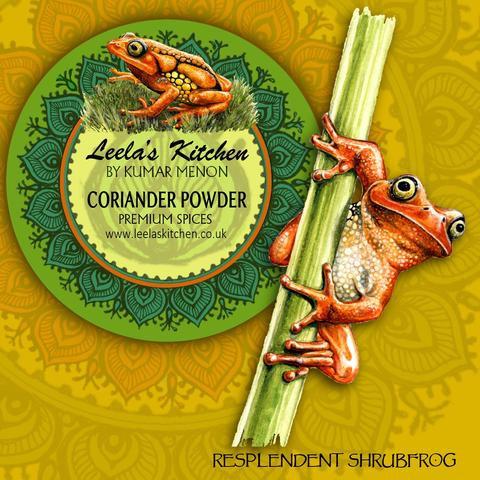 Leela's Kitchen Coriander Powder 50g