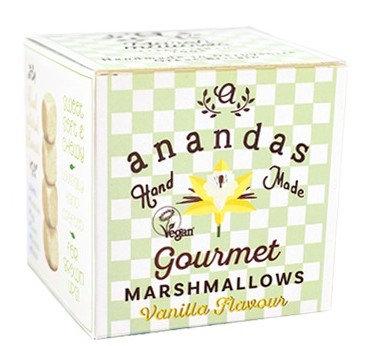 Gourmet Vanilla Marshmallows
