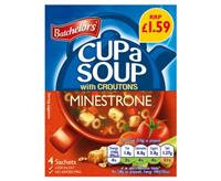 Cup a Soup Minestrone