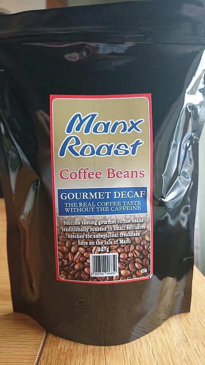 Manx Roast Decaff Coffee Beans