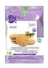 Go Vegan Hazelnut, Oats & Barley Flour Biscuits