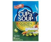 Cup a Soup Golden Vegetable