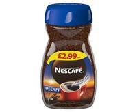 Nescafe Decaf Coffee 95g