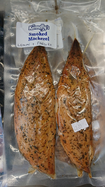 Smoked Mackerel - Lemon & Parsley