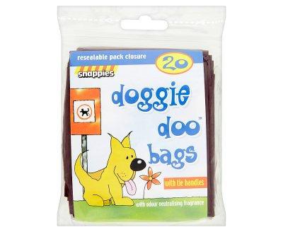 20 Doggy Doo Bags