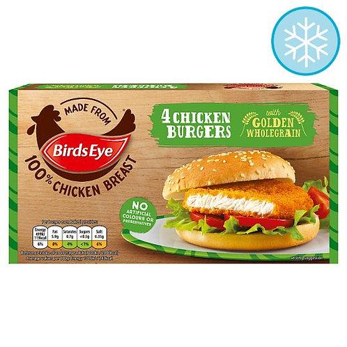 Birds Eye Chicken Burgers