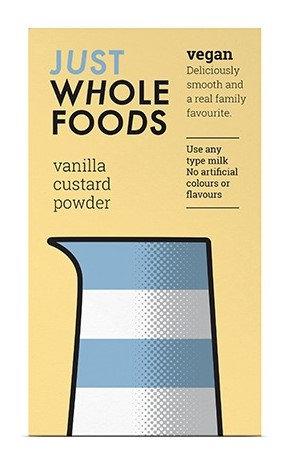 Vegan Friendly Vanilla Custard Powder