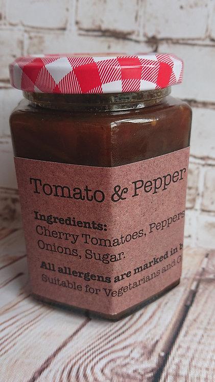 Tomato and Pepper Chutney