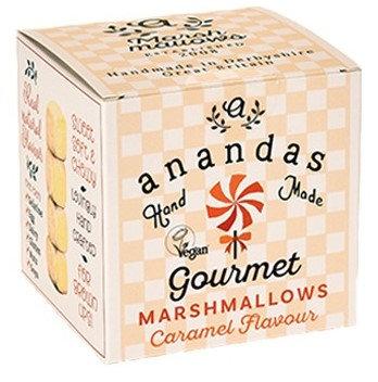 Gourmet Caramel Marshmallows