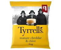 Tyrrells Mature Cheddar and Chive