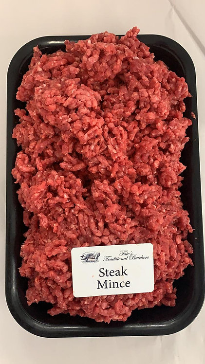 Steak Mince 1lb