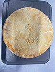 A&J Butchers Chicken, leek & Ham Pie (Large)