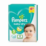 Pampers Nappies Size 5 23's