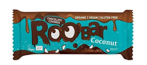 RooBar Chocolate Covered Coconut Bar