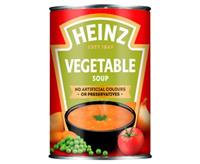 Heinz Vegetable Soup for One