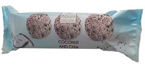 Vegan Coconut & Chia Truffles
