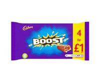 Cadbury's Boost 4 Pack