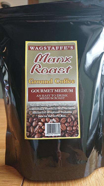 Manx Roast Medium Ground Coffee