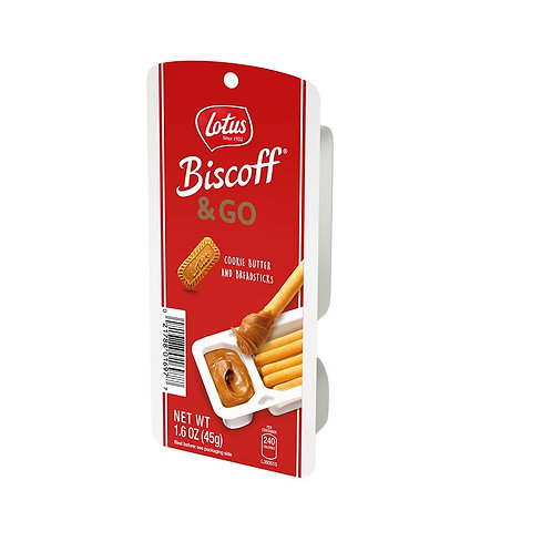 Biscoff & Go Dippers