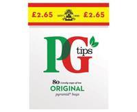 PG Tips Original Bags 80's