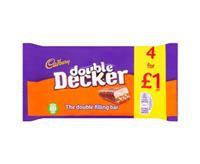Cadbury's Double Decker 4 Pack