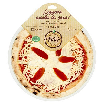 Gourmet Margherita Pizza