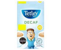 Tetley Decaf Tea Bags 40's