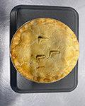 A&J Butchers Lamb & Mint Pie (Large)