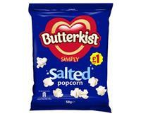 Butterkist Salted Popcorn