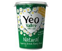 Yeo Valley Natural Yoghurt
