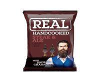 Real Steak & Ale Crisps