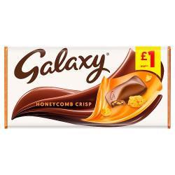 Galaxy Honeycomb Crisp