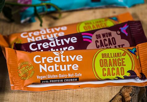 Creative Nature Oh Wow Cacao Chocolate Bar