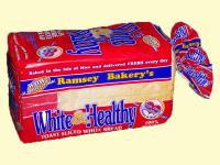 Ramsey Bakery White & Healthy Loaf