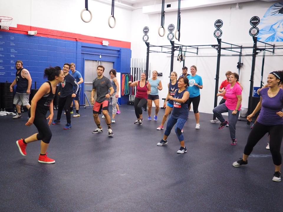 Tolland Crossfit
