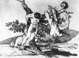 The Caprices by Goya