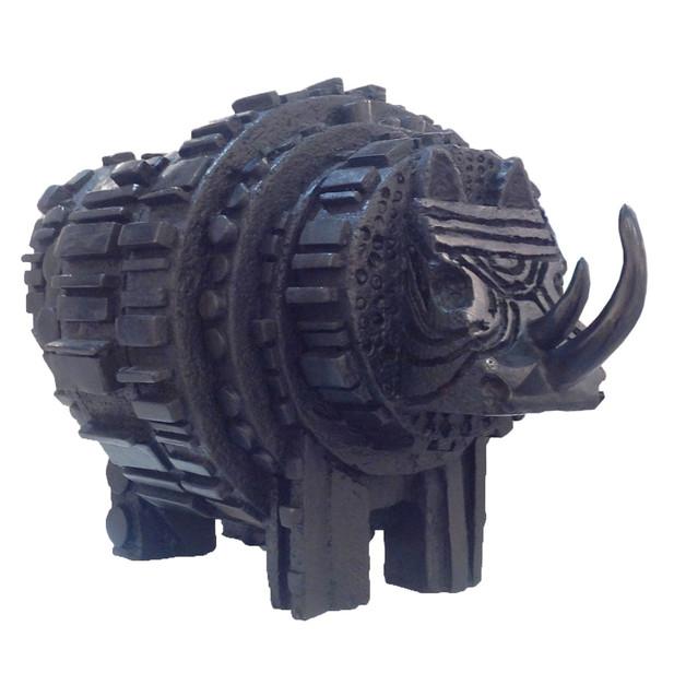 Rino nero / Black rhino