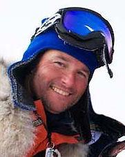 Polar expedition guide Dirk Jensen