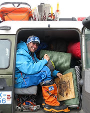 Polar Expedition Guide Taylor Sweitzer