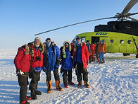 North Pole Ski Trek